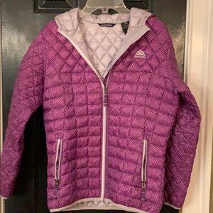 Snozu girls puffer jacket coat 14/16 Large
